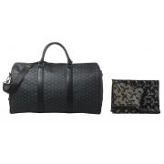 Luxury Travel Bag Christian Lacroix si Fular Grazie Fillipeti