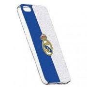 Husa de protectie Football Real Madrid Apple iPhone 5 / 5S / SE rez. la uzura Silicon 235