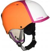 Casca Ski Cebe Contest Visor Pro Mov/Alb/Portocaliu Marime S/M 53-57 CM