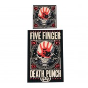 Five Finger Death Punch Ágynemű - Punchagram - BL5F01