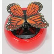 Solar Dancing Butterfly, Moves Wings SpeedMotion
