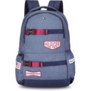 Tommy Hilfiger United 35 L Laptop Backpack(Blue)