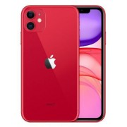 "Telefon Mobil Apple iPhone 11, LCD IPS Multi‑Touch 6.1"", 128GB Flash, Camera Duala 12MP, Wi-Fi, 4G, iOS (Rosu) + Cartela SIM Orange PrePay, 6 euro credit, 6 GB internet 4G, 2,000 minute nationale si internationale fix sau SMS nationale din care 300 minute"