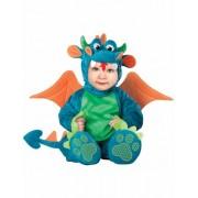Disfraz de dragón para bebé -Lujo 12-18 meses (86)