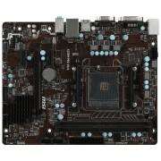 Placa de baza MSI A320M PRO-VD/S, AMD® B350, AM4