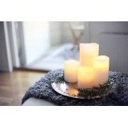 Enjoy Candles Ivory Smooth Classic