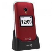 """Doro 2424 6,1 cm (2.4"""") 92 g Rosso Telefono per anziani"""