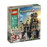 Lego Kingdoms Prison Tower Rescue 7947 (White)
