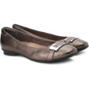 Clarks Candra Glare Bellies For Women(Brown)