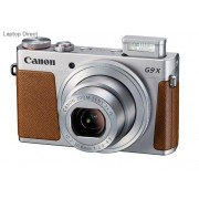 Canon Powershot G9X Silver - 20.2MP Camera