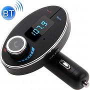BT-C1 Bluetooth FM-zender Auto MP3-speler met LED-display, ondersteuning USB-oplader en handsfree & TF-kaart Play-functie
