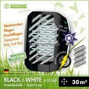Aparat antiinsecte portabil cu ultraviolete BlackWhite 25160