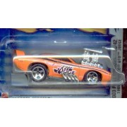 Hot Wheels 2003-045 First Edition 33/42 1969 Pontiac GTO Judge Highway 35 Card 1:64 Scale 1:64 Scale