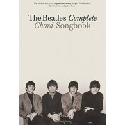 Varios Autores The Beatles complete chord songbook