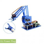 BJ-EPower Kit de brazo de robot de metal 4-DOF para Raspberry Pi, Bluetooth/WiFi