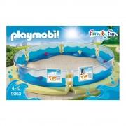 Playmobil Piscina de Acuario Playmobil Family Fun 39 Piezas