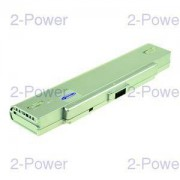 2-Power Laptopbatteri 11.1v 4600mAh