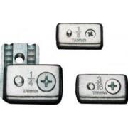 Clemă de strângere cablu, acelmax, oţel - d=6mm (1/4coll), M6 AMAX6 - Tracon