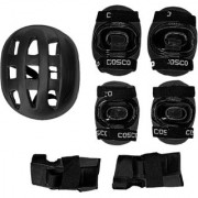 COSCO 4 in 1 Protective KIT for Skating and Cycling (Color May Vary)