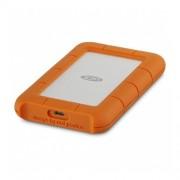 "HDD EXTERNAL 2.5"", 1000GB, Lacie Rugged, USB-C (STFR1000800)"