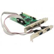 DeLock PCI Card > 4x Serial 89046