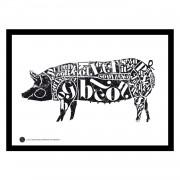 TGIOC Pig Poster