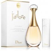 Dior J'adore lote de regalo XV. eau de parfum 75 ml + eau de parfum recargable 10 ml