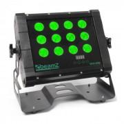 Beamz WH128 Bañador de pared 12 x 8W Quad-LEDs IP65 DMX (Sky-150.567)