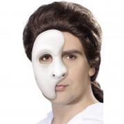 Smiffys Wit Phantom of the Opera masker voor heren