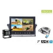 """Couvací kamera s monitorem set 7"""" HD monitor + 1x HD kamera"""