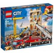 Divizia pompierilor din centrul orasului 60216 LEGO City
