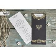 Invitatie nunta cod 70289