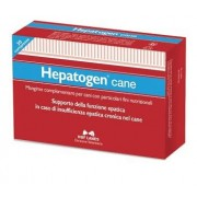 N.B.F. Lanes Srl Hepatogen Cane 30cpr