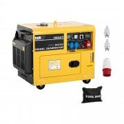 Diesel Generator - 4,400 W - 14.5 L - 230/400 V