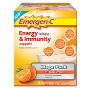 Emergen-C Orange Pack (Mega paquete de 24 raciones)
