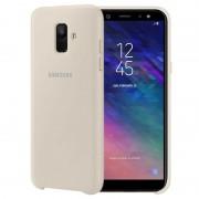 Capa Dual Layer EF-PA600CFEGWW para Samsung Galaxy A6 (2018) - Dourado