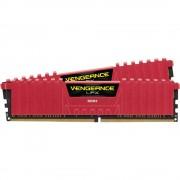 Corsair pc memorijski komplet Vengeance® LPX crvena CMK16GX4M2B3000C15R 16 GB 2 x 8 GB ddr4-ram 3000 MHz CL15 17-17-35