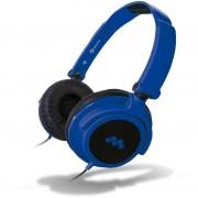 Meliconi Cuffia C/microfono Blu/nera