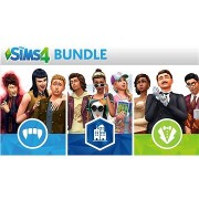 The Sims 4: Bundle (City Living, Vampires and Vintage Glamour Stuff) - PS4 HU Digital