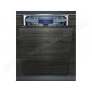 SIEMENS Lave vaisselle tout integrable 60 cm SX658D02ME iQ500 varioSpeed 42dB OpenAssist H86,5