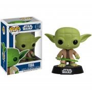 Funko Pop Yoda Star Wars Jedi The Force Awakenes-Multicolor