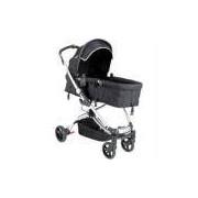 Carrinho De Bebê Lenox Kiddo Travel System Eclipse Preto