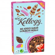 Cereale Kellogg Coconut and Cashew 400g