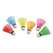 Victor Badmintonshuttles met kleurige korf