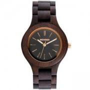 Дамски дървен часовник WeWood - ANTEA CHOCOLATE, 70220-500