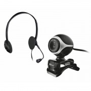 Trust Exis Chatpack Webcam + Auriculares