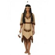 Vegaoo Apache Indianer Kostüm Damen