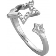 Esprit Inel din argint cu stele Vivid Star ESRG004511 53 mm