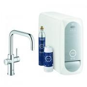 Grohe Blue Home Starter Kit 31456 Bluetooth/WIFI U-Auslauf chrom, 31456001 31456001
