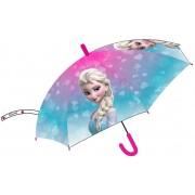 Umbrela automata, Frozen, turcoaz cu roz